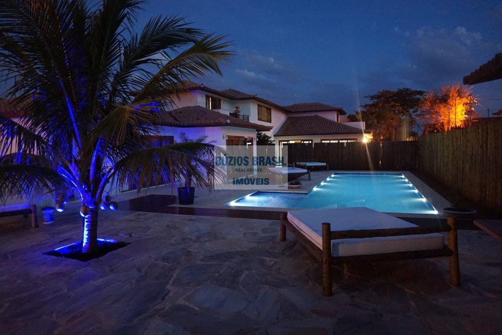 Pátio - Casa 8 quartos à venda Ferradura, Ferradura,Armação dos Búzios - R$ 5.900.000 - VFR12 - 2