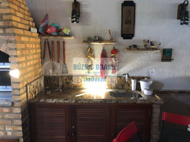 Casa em Condomínio 5 quartos à venda Geribá, Geribá,Armação dos Búzios - R$ 1.350.000 - VG13 - 6
