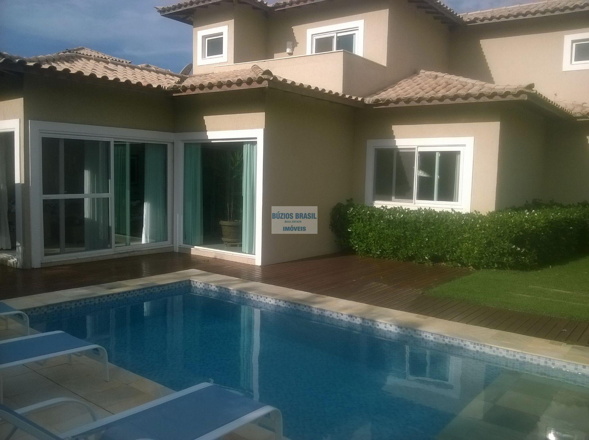 Casa em Condomínio para alugar Avenida José Bento Ribeiro Dantas,centro, Armação dos Búzios - LTC6 - 1