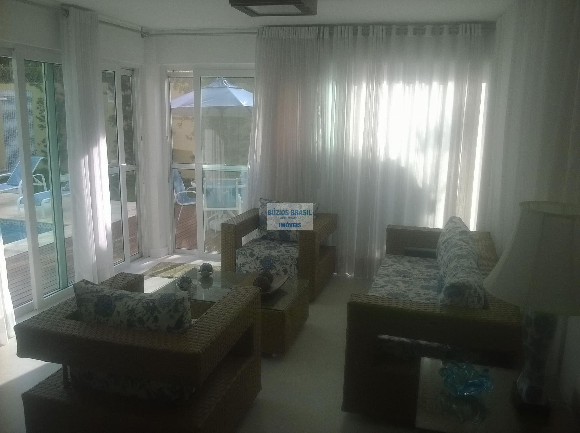 Casa em Condomínio para alugar Avenida José Bento Ribeiro Dantas,centro, Armação dos Búzios - LTC6 - 4