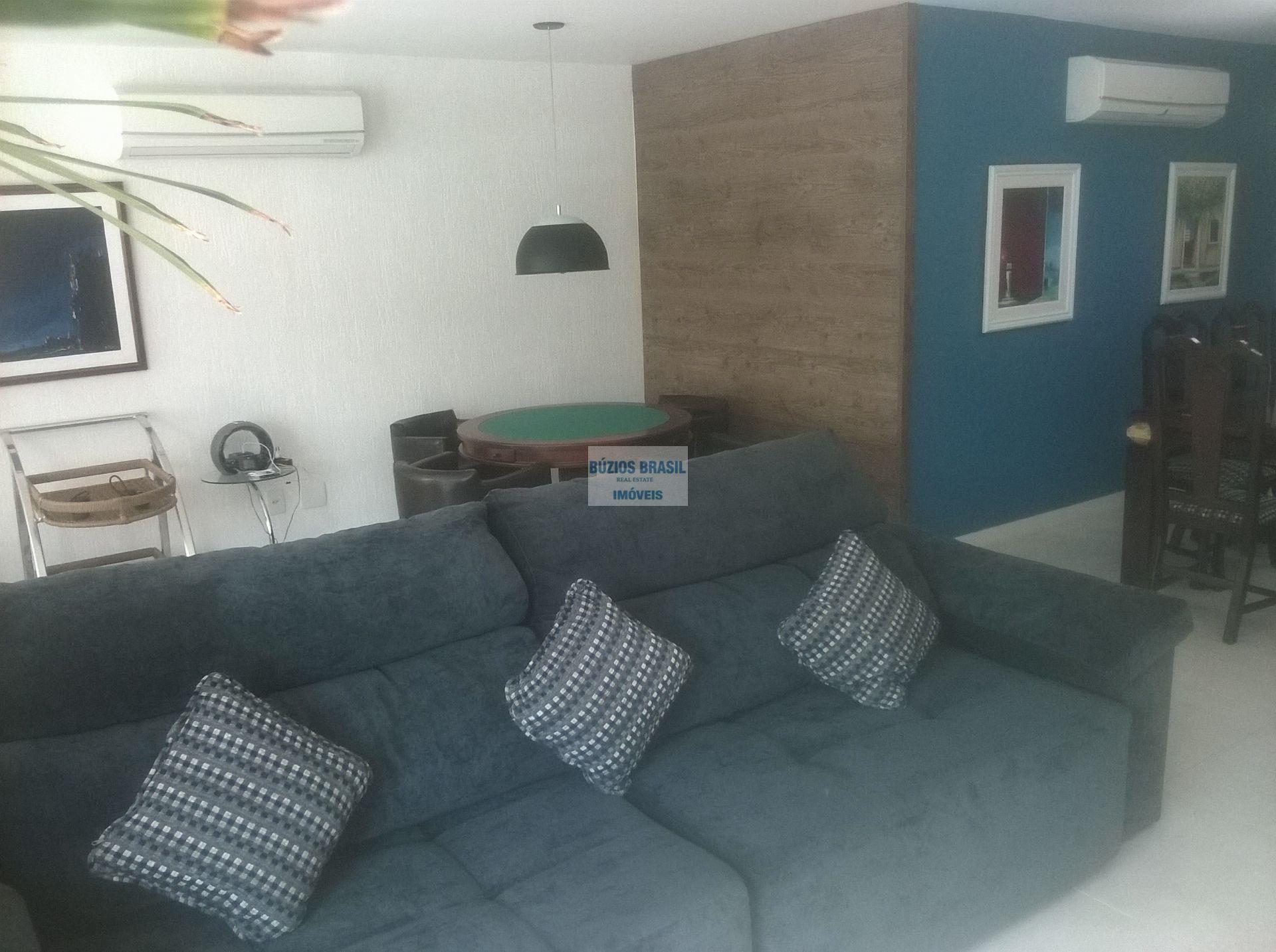 Casa em Condomínio para alugar Avenida José Bento Ribeiro Dantas,centro, Armação dos Búzios - LTC6 - 6