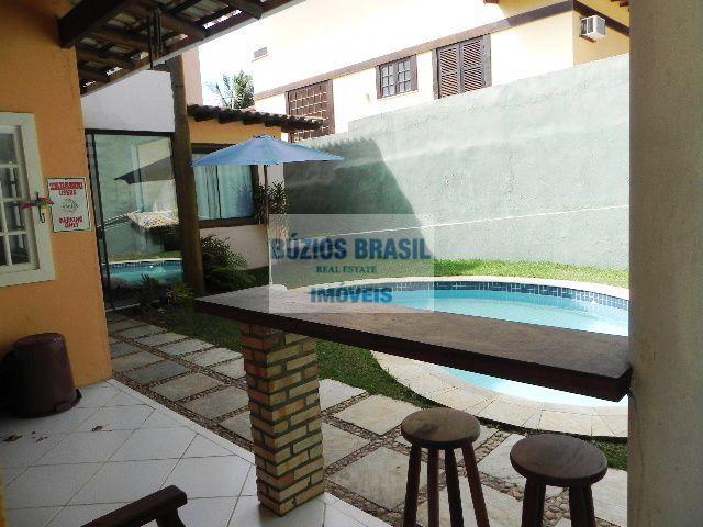 Casa em Condomínio à venda Avenida Jose Bento Ribeiro Dantas,Armação dos Búzios,RJ - R$ 1.200.000 - VC1 - 8
