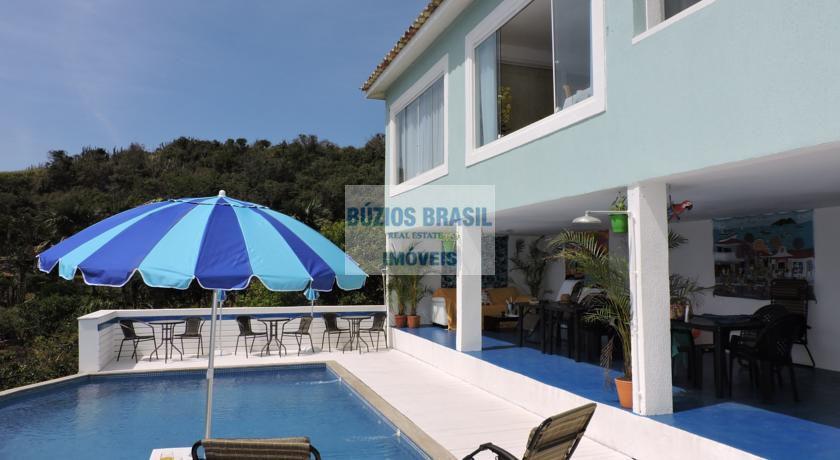 Casa 4 quartos à venda Ferradura, Ferradura vista para o mar,Armação dos Búzios - R$ 1.700.000 - VFR20 - 2