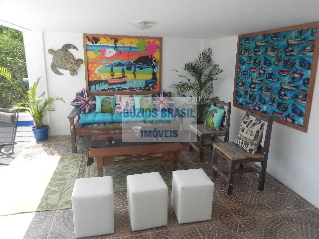 Casa 4 quartos à venda Ferradura, Ferradura vista para o mar,Armação dos Búzios - R$ 1.700.000 - VFR20 - 23