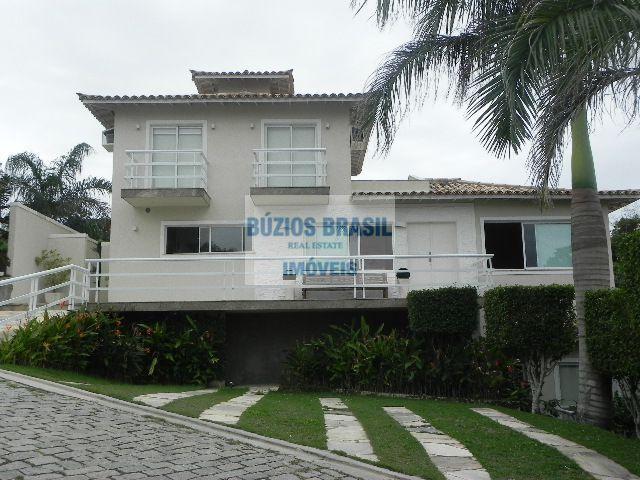 Casa em Condomínio 4 quartos à venda Geribá, Geribá frente para o mar,Armação dos Búzios - R$ 2.190.000 - VG16 - 1