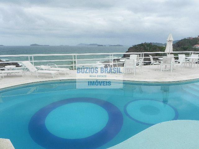 Casa em Condomínio 4 quartos à venda Geribá, Geribá frente para o mar,Armação dos Búzios - R$ 2.190.000 - VG16 - 2