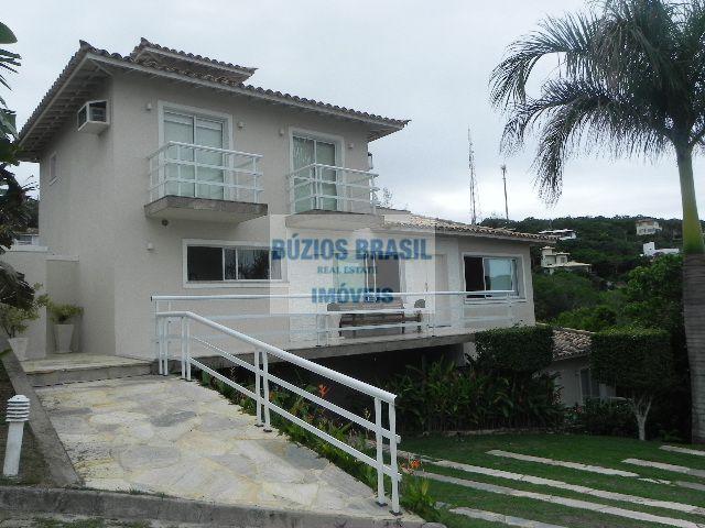 Casa em Condomínio 4 quartos à venda Geribá, Geribá frente para o mar,Armação dos Búzios - R$ 2.190.000 - VG16 - 4
