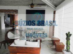 Casa em Condomínio 5 quartos à venda Ferradura, Ferradura 200m mar,Armação dos Búzios - R$ 2.400.000 - VFR41 - 3
