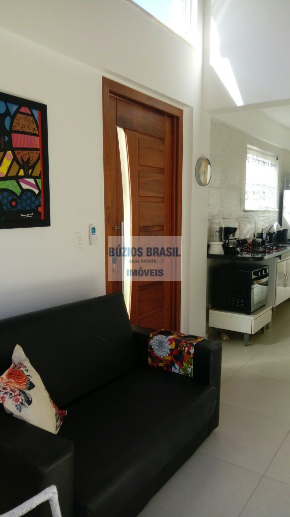 Casa em Condomínio à venda Geribá, Geribá 100m da praia,Armação dos Búzios - R$ 650.000 - VG18 - 4