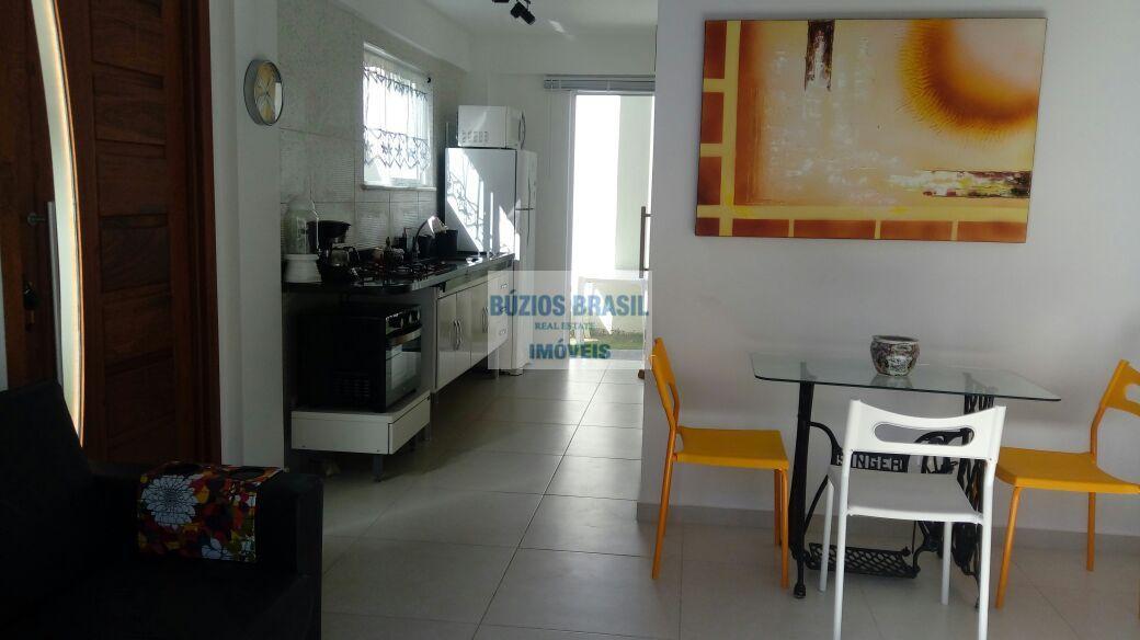 Casa em Condomínio à venda Geribá, Geribá 100m da praia,Armação dos Búzios - R$ 650.000 - VG18 - 6