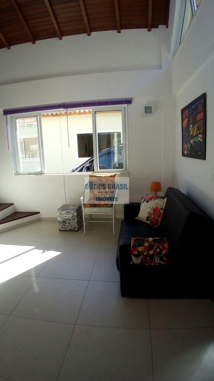 Casa em Condomínio à venda Geribá, Geribá 100m da praia,Armação dos Búzios - R$ 650.000 - VG18 - 11