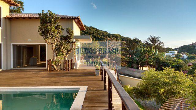 Casa 4 quartos à venda João Fernandes, João Fernandes,Armação dos Búzios - R$ 4.300.000 - VJF6 - 1