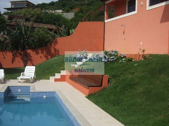 Casa 4 quartos à venda João Fernandes, Armação dos Búzios - R$ 2.950.000 - VJF1 - 1