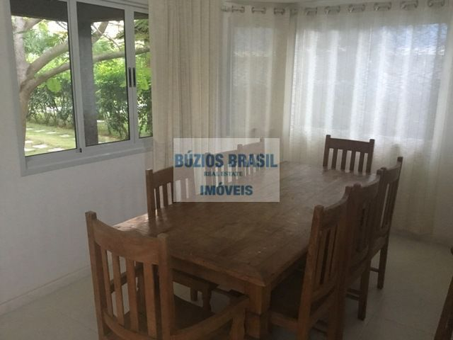 Casa em Condomínio para alugar 5ª Avenida Av. do Atlântico,Armação dos Búzios,RJ - R$ 6.000 - LA2 - 8