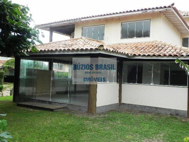 Casa em Condomínio 4 quartos à venda Manguinhos, Manguinhos Frente Mar,Armação dos Búzios - R$ 1.550.000 - VM4 - 1