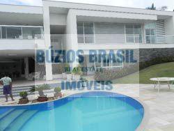 Casa em Condomínio à venda Rua Gerbert Périssé,Geribá, Armação dos Búzios - R$ 6.500.000 - VFE8 - 1