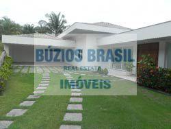 Casa em Condomínio à venda Rua Gerbert Périssé,Geribá, Armação dos Búzios - R$ 6.500.000 - VFE8 - 2