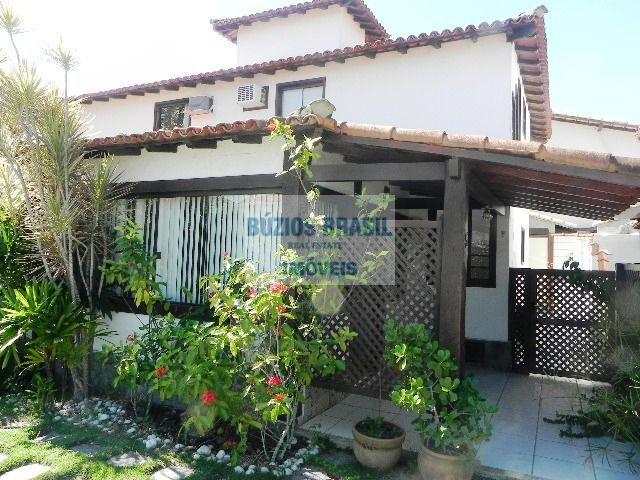 Casa em Condomínio à venda Rua Gravatás,Geribá, Armação dos Búzios - R$ 800.000 - VG22 - 1
