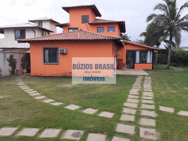 Casa em Condomínio 4 quartos à venda Manguinhos, Armação dos Búzios - R$ 1.600.000 - VM8 - 1