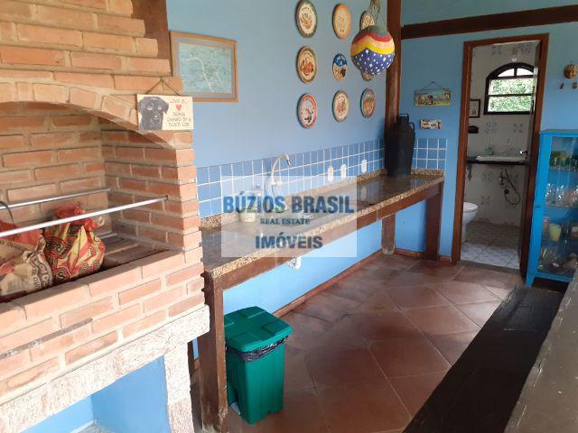 Casa em Condomínio 4 quartos à venda Manguinhos, Armação dos Búzios - R$ 1.600.000 - VM8 - 49
