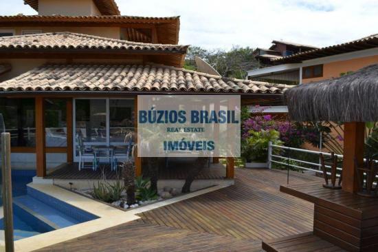Casa em Condomínio 4 quartos para alugar Ferradurinha, Armação dos Búzios - LTFE1 - 10