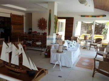 Casa em Condomínio 6 quartos à venda Armação dos Búzios,RJ - R$ 3.500.000 - VG44 - 5