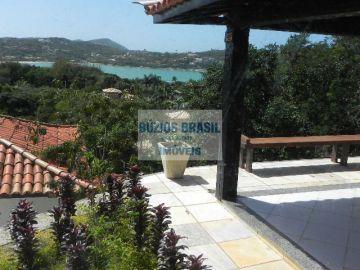Casa em Condomínio à venda Avenida do Atlântico,Armação dos Búzios,RJ - R$ 1.890.000 - VFR46 - 2